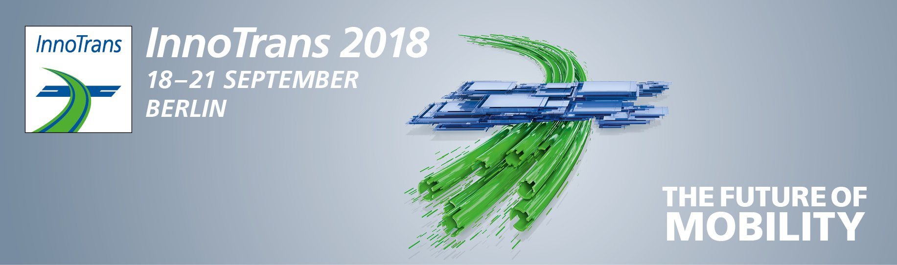 Nordlift at InnoTrans 2018 in Berlin, Hall B, stand 304.